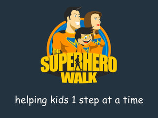 The Superhero Walk to raise $10,000