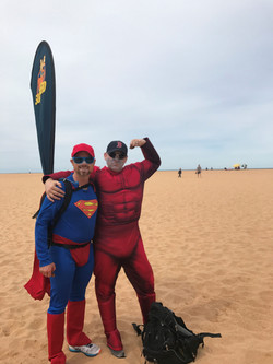 Superman and DD