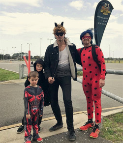 Ladybug and Cat Noir 2019
