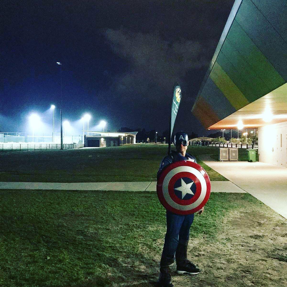 Captain America 2019