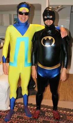 2016 -Animal man and Batman