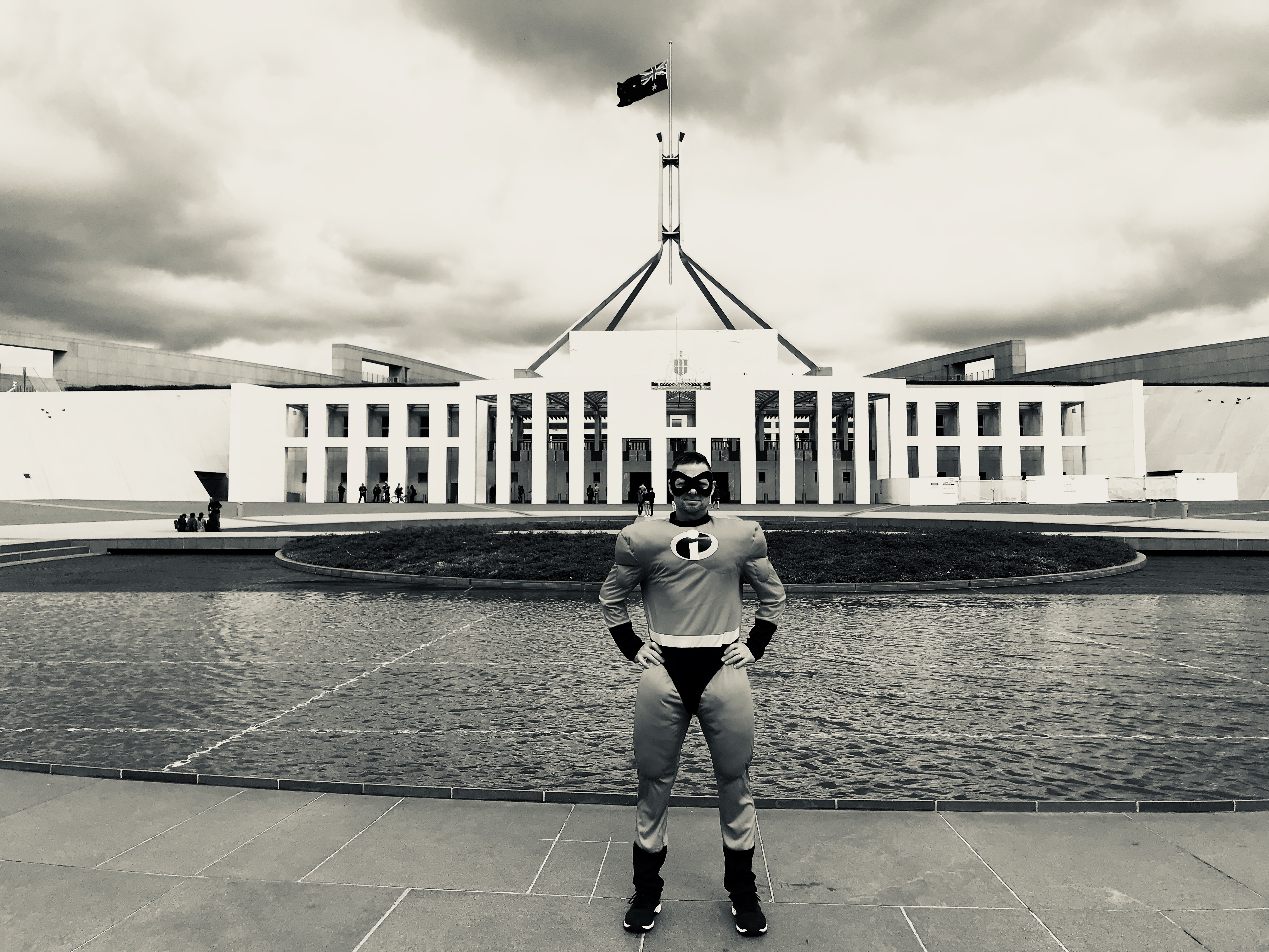 Incredibles Canberra 2018