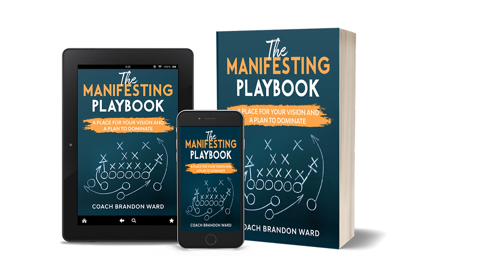 The Manifesting Playbook