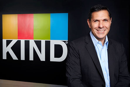 Daniel Lubetzky, Founder and Execuive Chairman of KIND