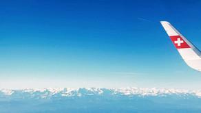 Co₂-Emissionen, das Fliegen und die Schweiz