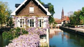 Raus aus dem Alltag- ab nach Strassburg