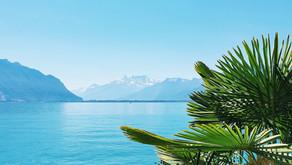 Montreux- ein Hauch von Côte d'Azur