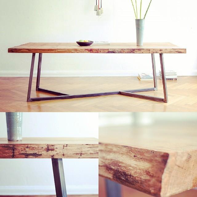 Mesa ratona #buenosaires #argentina #clodohouse #mueble #handmade #house #furniture #wood  #estiloin