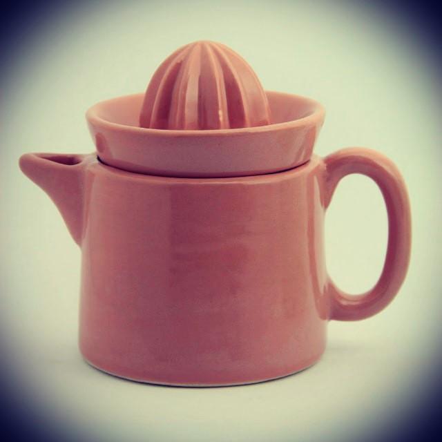 Exprimidores de ceramica