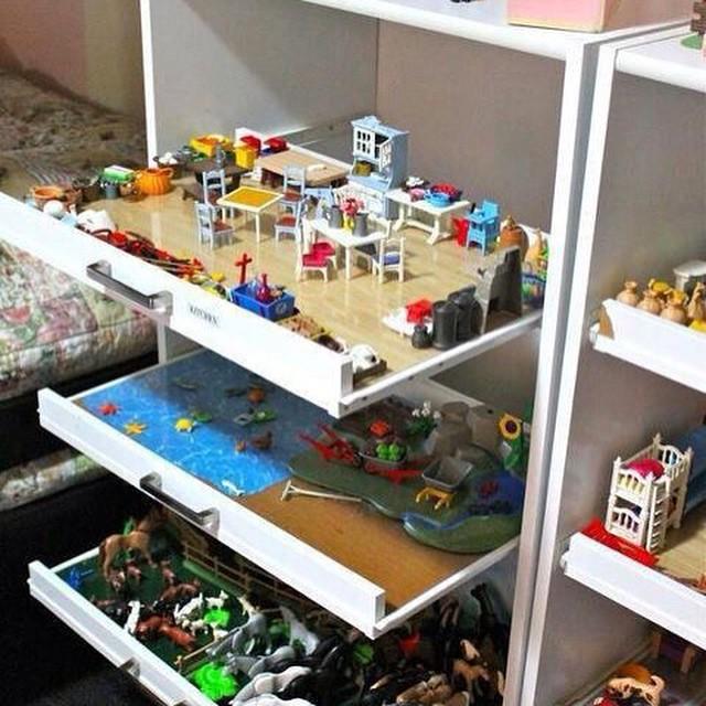 Repisa para juegos #play #kids #colors #clodohouse #new #ideas #colecciones #buenosaires #argentina
