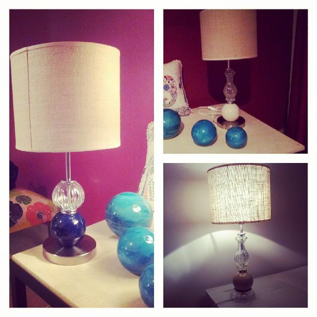 Veladores y lámparas!  Encarga la tuya! :) #veladores #lamparas