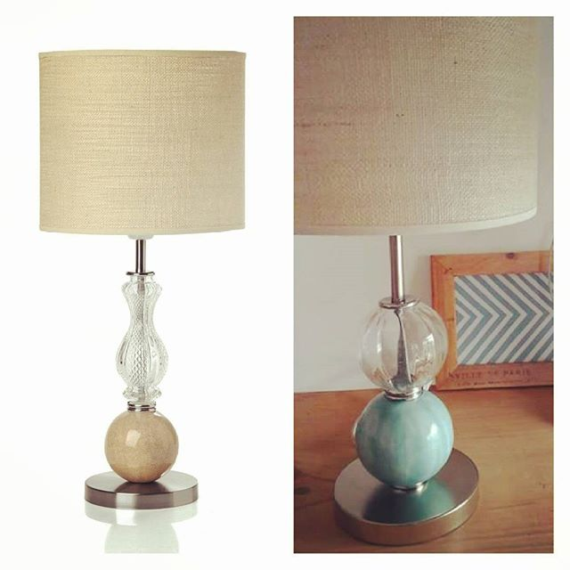 Mas lámparas! Divinas! ! Haceme tu pedido en el color que quieras! ! #lamparas #ceramica #veladores