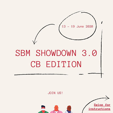SBM Showdown 3.0: CB Edition