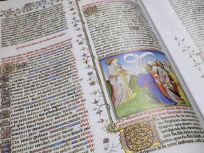 La prière avec les Saintes Ecritures