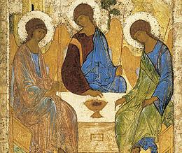 La prière et la Trinité. 1