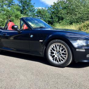 VENDUE - Magnifique BMW Z3 3.0l Roadster Sport Edition - 105.000 kms, entretien complet