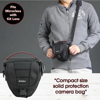 Scimitar JB1017 Toploading Holster Bag for Mirrorless Cameras