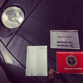 VENDUE - Porsche 928 GT, Origine France, boîte mécanique, 104.000 kms