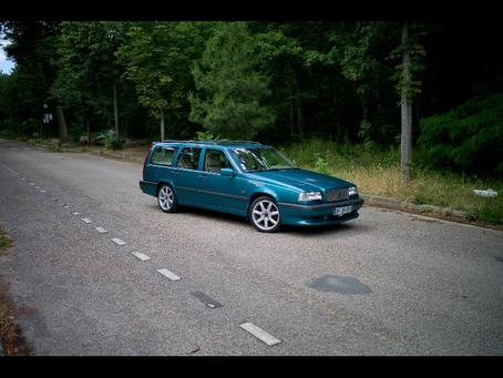 VENDUE - Rarissime Volvo 850R - 147.500 kms - Configuration et état de conservation unique