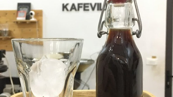 Regular Cold brew (Colombian beans)