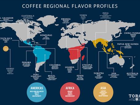 Chuyện hạt cà phê - Phần 1: Hạt cà  phê Ethiopia ở Kafeville