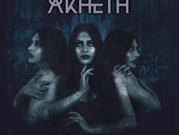 AKHETH reveal the cover artwork for The Asylum!