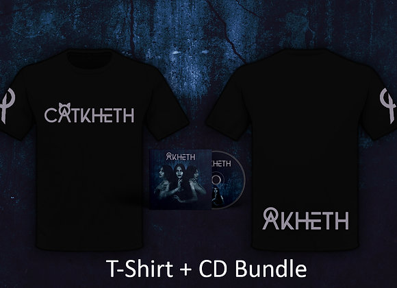 CATKHETH Hoodie + The Asylum Single CD