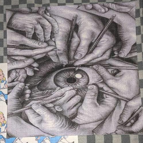 Escher Eye Artwork