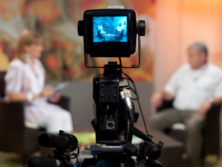 5 Mistakes to AVOID during an Interview Filming while on Camera
