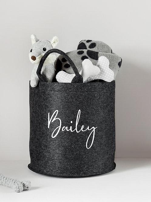 Name Toy Basket