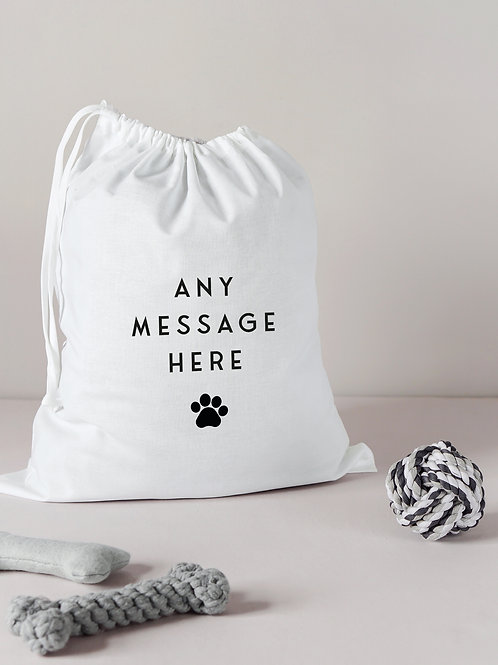 Any Message Toy Bag