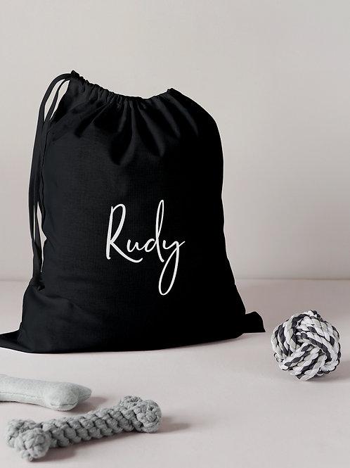 Pet Name Toy Bag