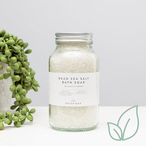 Balance and Renew Dead Sea Salts