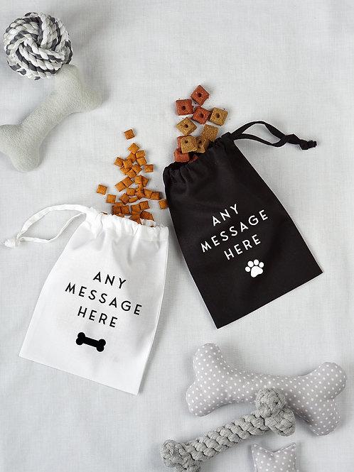 Any Message Treat Bag