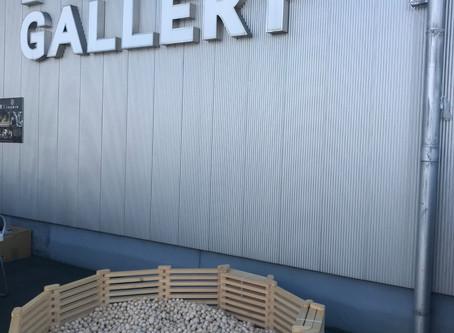 FLEX GALLERY岡山店様にて