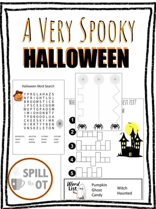 Spooky Halloween Activities
