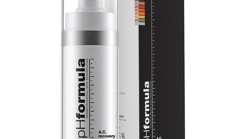 pH Formula A.C. Recovery