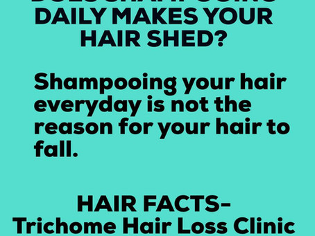 Hair Facts :-