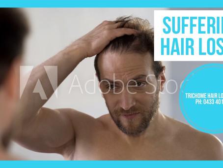 Suffering Hair Loss?
