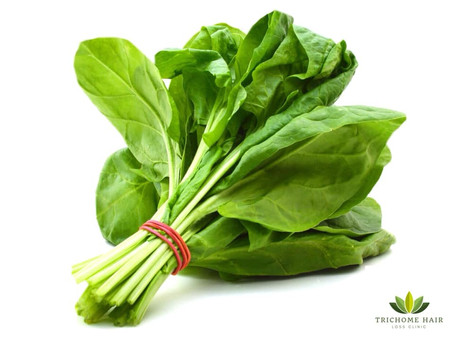 Spinach For Hair Growth