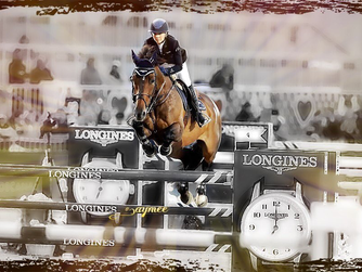 9th place for Jane and Dieudonne in LGCT GP of Vienna!