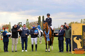 Arezzo CSI2* + CSIYH April 15th- 18th