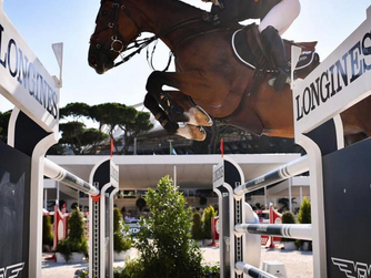 A fantastic weekend at Longines GCT Rome