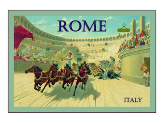 Countdown to the most historical venue...LGCT in Rome!
