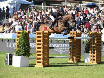 Jane dazzles in national 5* Competition at Cervia !