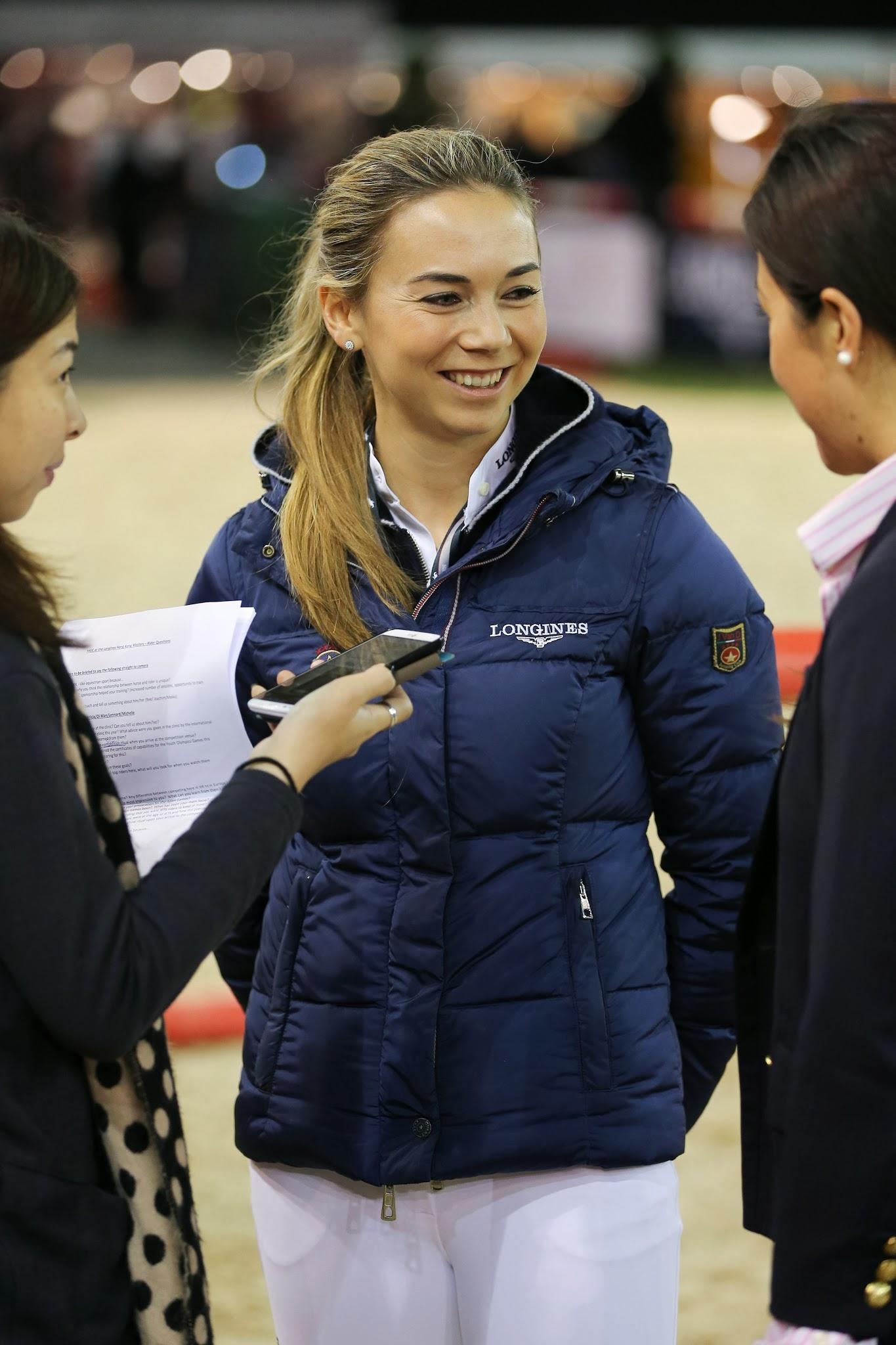 Longines HKG Masters 2014