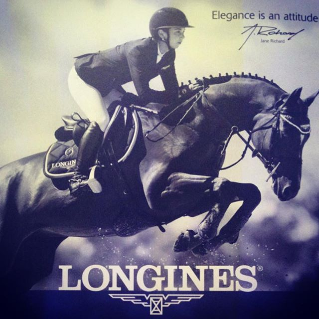 longines-jane richard-elegance is an attitude