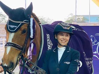 Jane and Kenia winner in Doha !