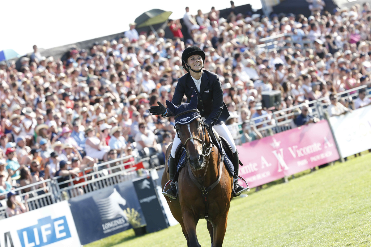 Longines GCT Chantilly 2014