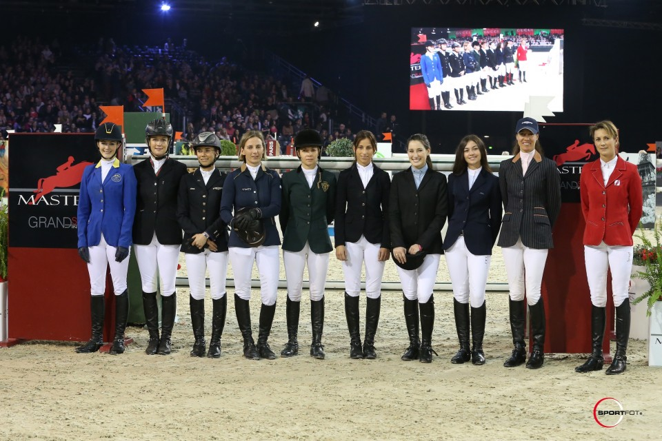 Gucci Paris Masters 2014